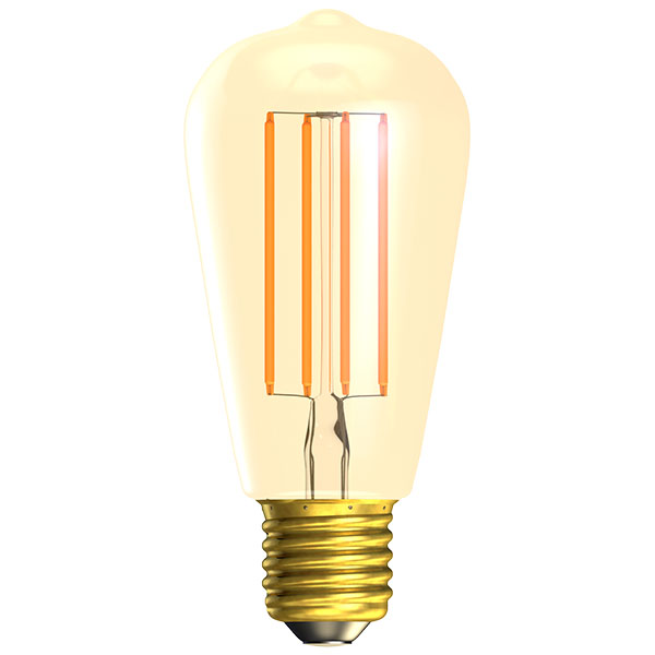 BELL 01469 LED ES Squirrel Amber 4W W/W
