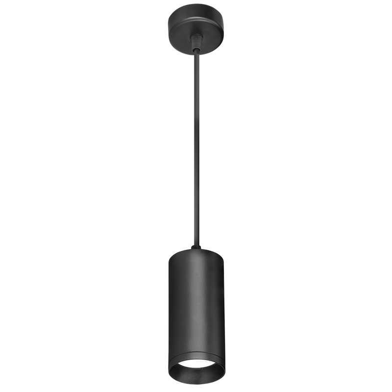 Aurora EN-PEN1BLK Pendant Downlight 240V