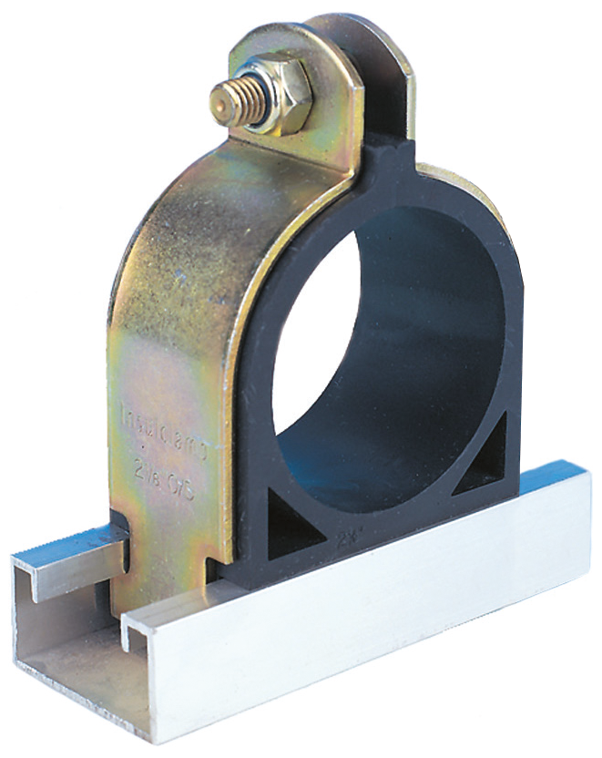 AspenX B6264 1.1/8in Znc PL Pipe Clamp