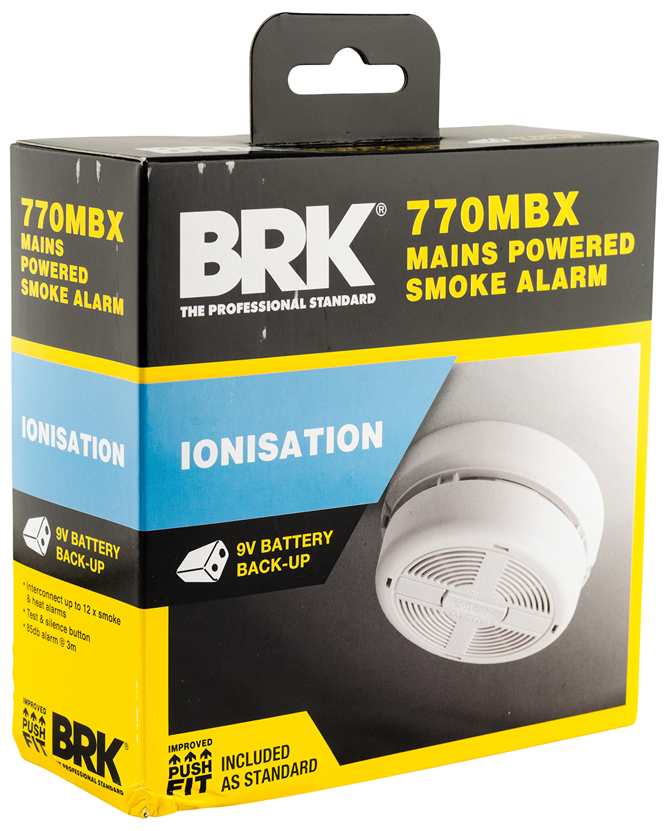 BRK 770MBX Mains Powered Ionisation