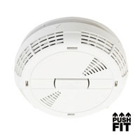 BRK 750MRL Optical Smoke Alarm 230V