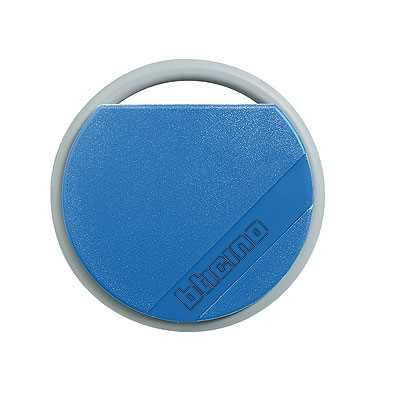 BTicino 348203 Transponder Key Blue