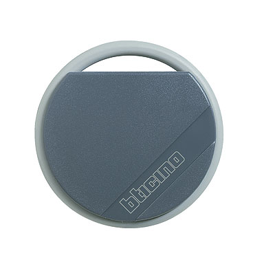 BTicino 348205 Transponder Key Grey