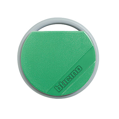 BTicino 348202 Transponder Key Green