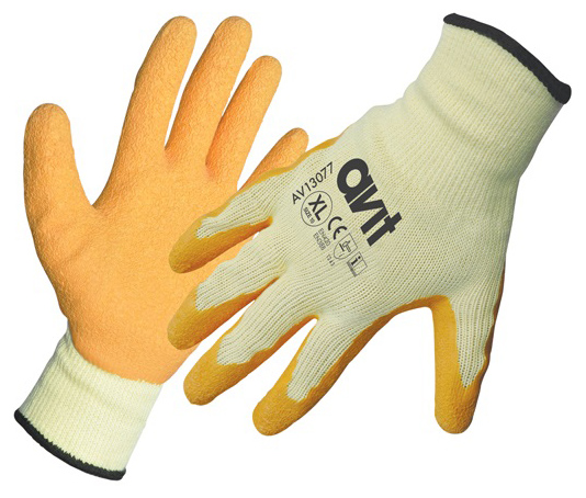 Avit AV13076 Latex Gloves L