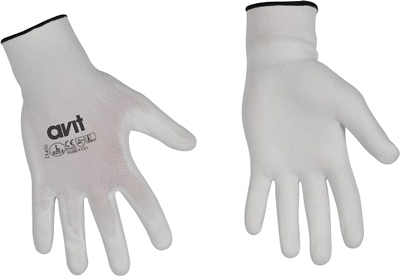 Avit AV13074 PU Coated Gloves L Size 9
