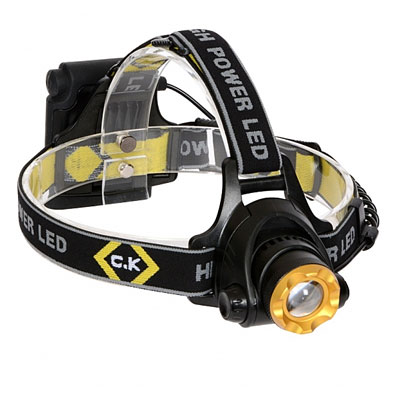 CK T9621 LED Head Torch 200 Lumens