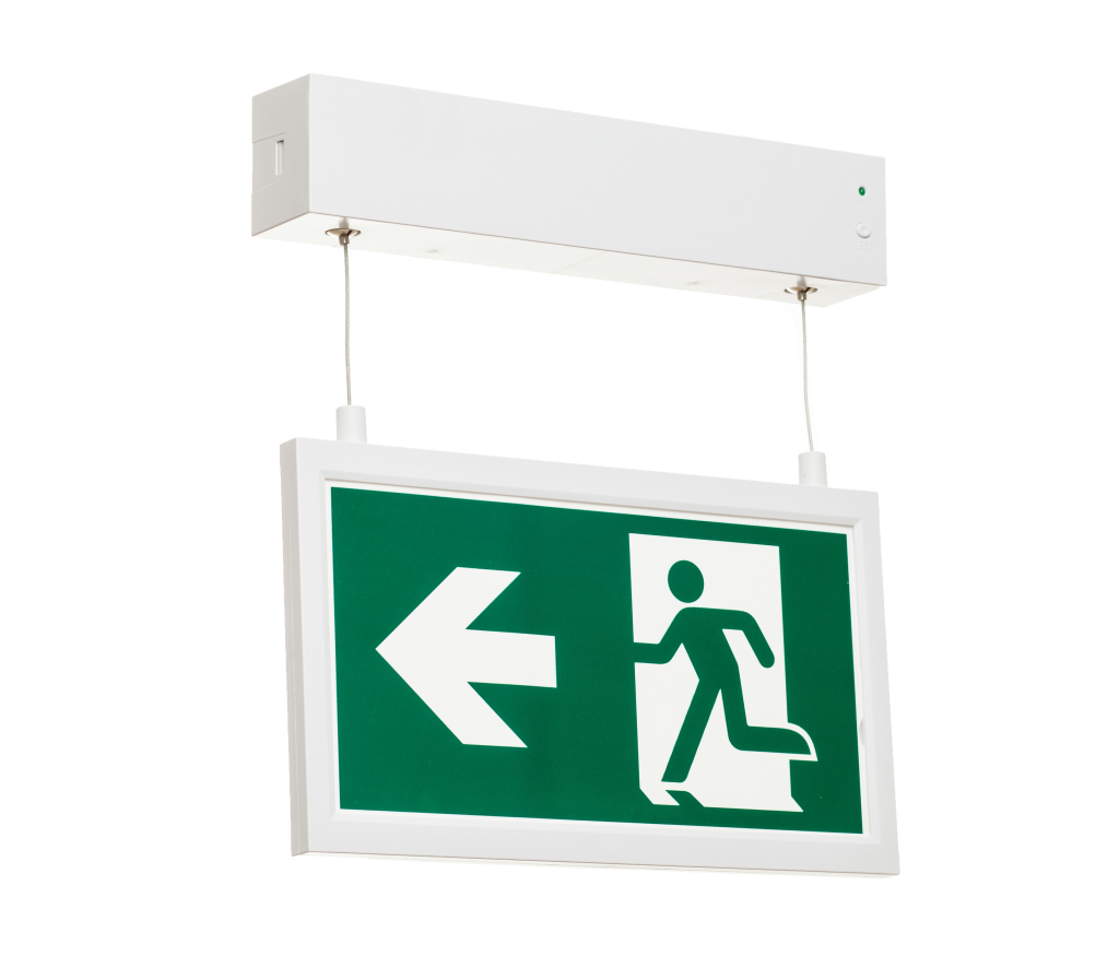 Channel TELESTO/HANG Exit Sign Hanging