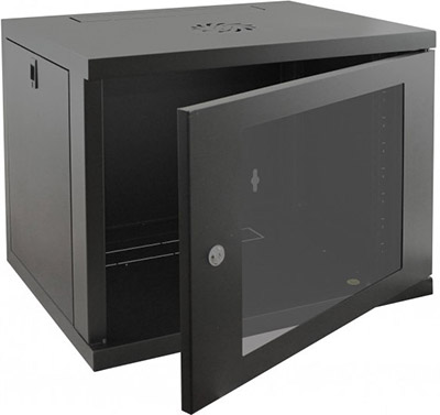 Connectix RR-W2-9-G Cabinet 9u 550mm
