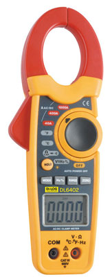 DiLog DL6402 Digital Clamp Meter 1000A