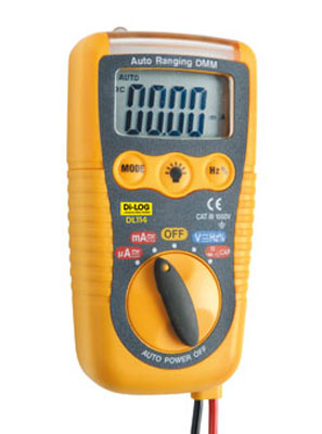 DiLog DL114 Pocket Digital Multimeter