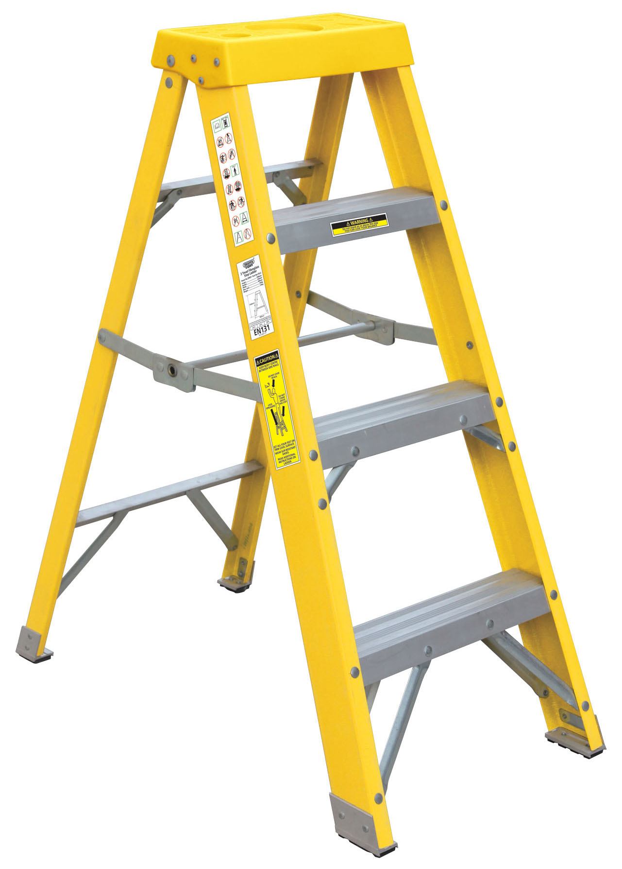 Draper 29937 Expert 3 Step Ladder