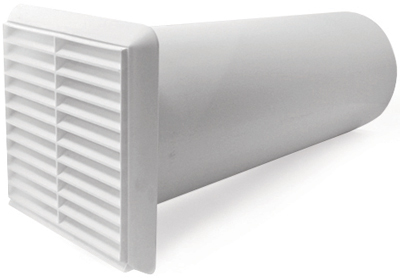 Envirovent 1RDEFWAKWH Wall Kit White