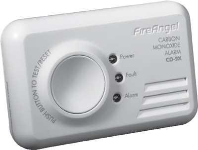 FireAngel CO-9XT-FF CO Alarm 7 Year