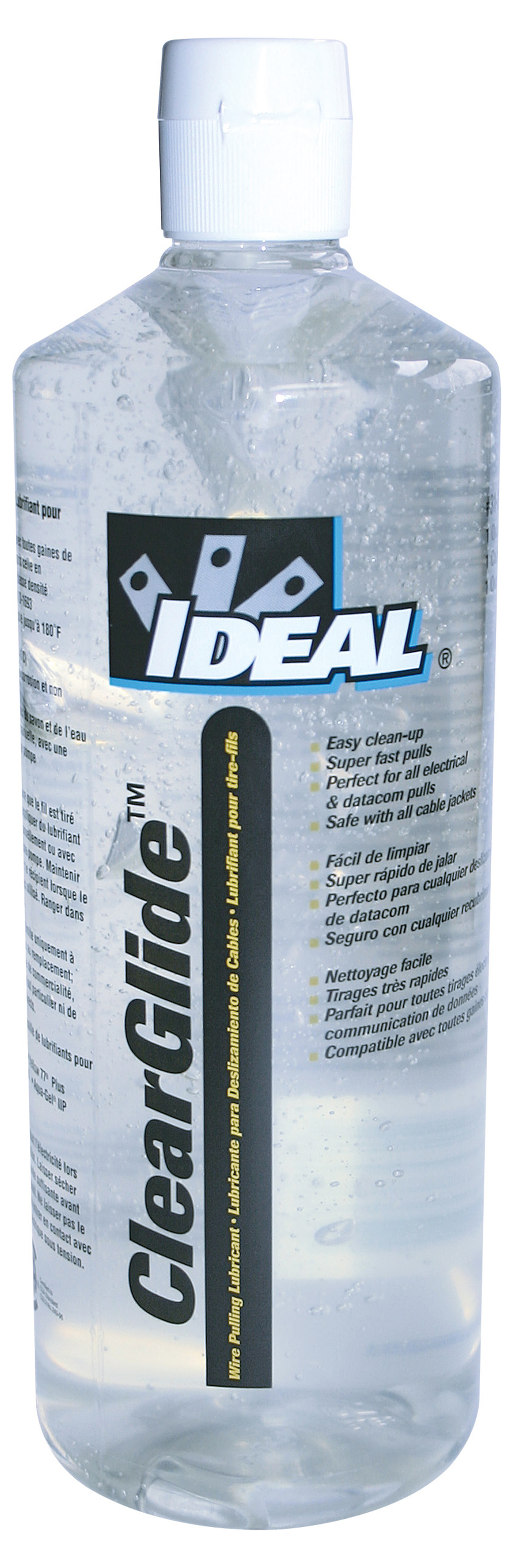 IDEAL 31-388 Lubricant 1Qrt Squeeze Bot