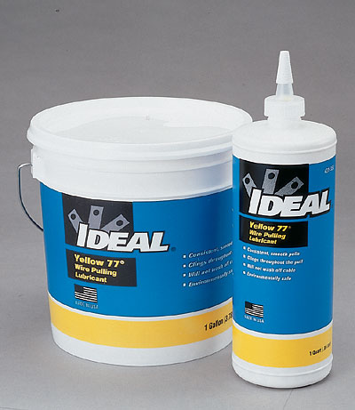 IDEAL 31-358 Lubricant 1Qrt Squeeze Bot