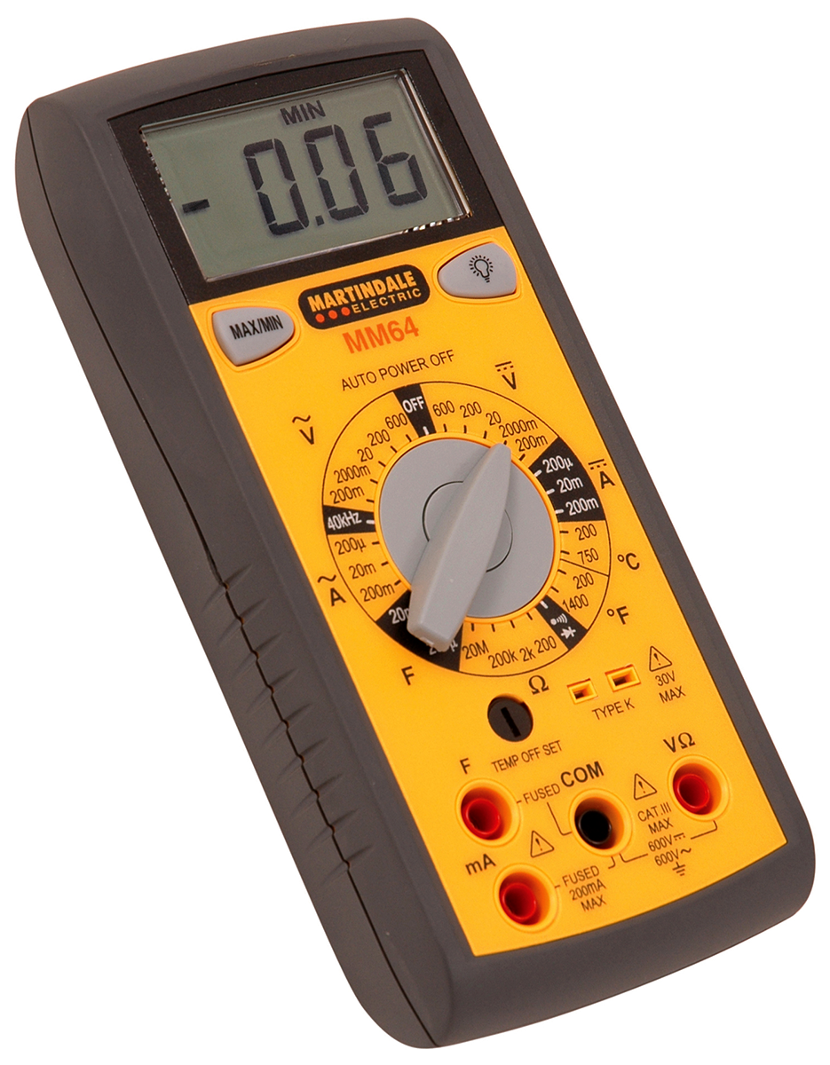 Martin MM64 Digital Multimeter