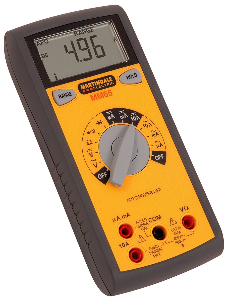 Martin MM65 Autoranging Multimeter