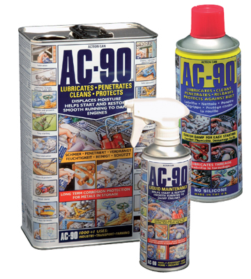 OF 237-507-015 AC-90 Lubricant Spray