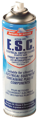OF 237-507-120 ESC Switch Cleaner