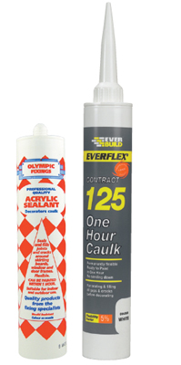 OF 238-510-005 Acrylic Caulk Sealant Whi