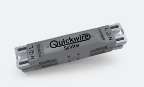 Quickwire QSP34 Splitter Junction Box