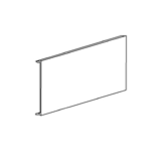 Rehau 733469 Main Cover 140x50mmx3m