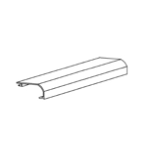 Rehau 734007 Top Cover 140x50mmx3m