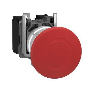 Schneider XB4BT845 Emergency Pushbutton