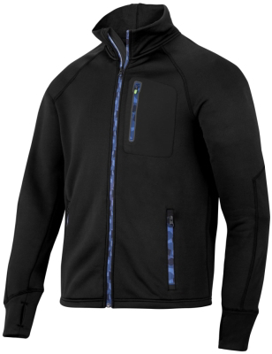 Snickers 80010404006 Jacket L Blk/Blk