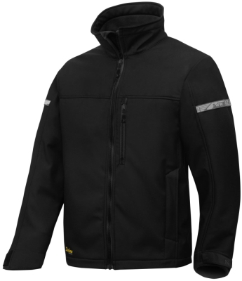 Snickers 12000404006 Jacket L Blk/Blk