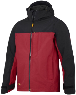 Snickers 13031600007 Jacket XL Red/Blk