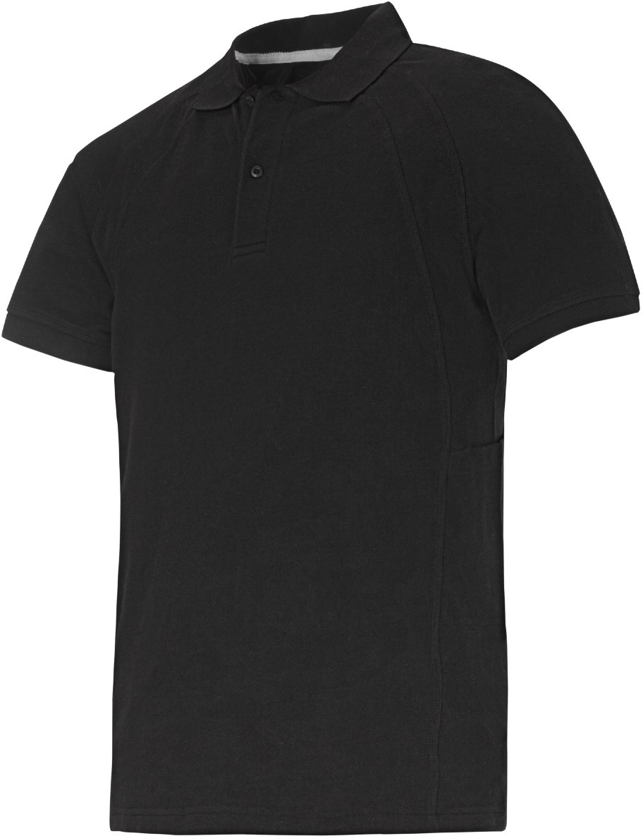 Snickers 27100400007 Polo Shirt XL Blk
