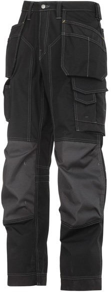 Snickers 32230404046 Trousers Blk/Blk