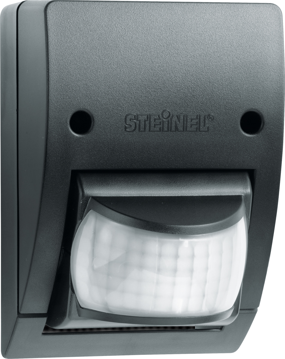 Steinl 605919 IS2160 PIR 600W IP54 Blk