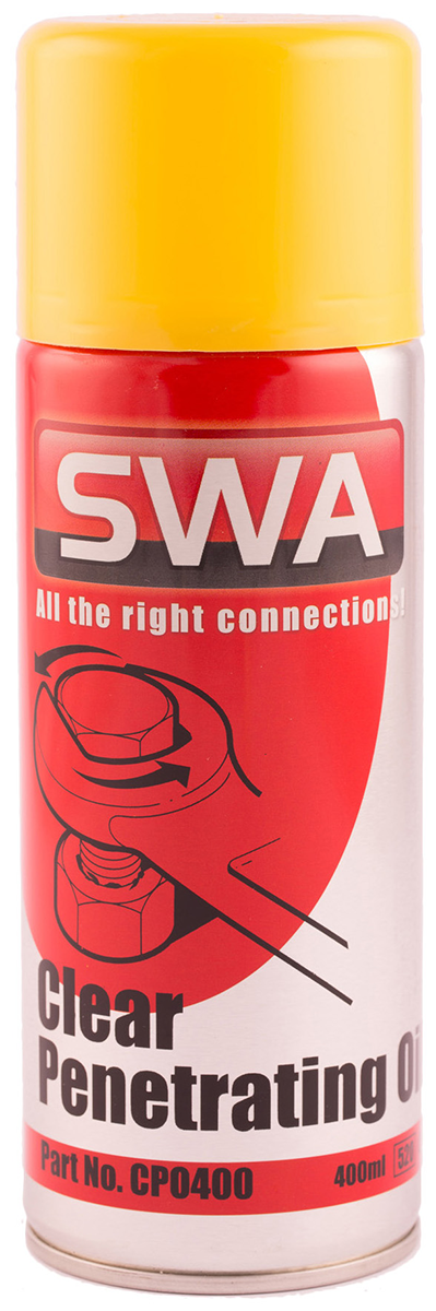 SWA CPO40 Clear Penetrating Oil Aerosol