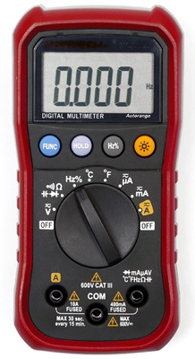 TIS TIS201 Digital Multimeter ABS