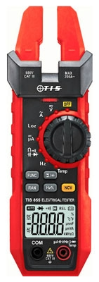 TIS TIS855 Open Jaw Clamp Meter 200A