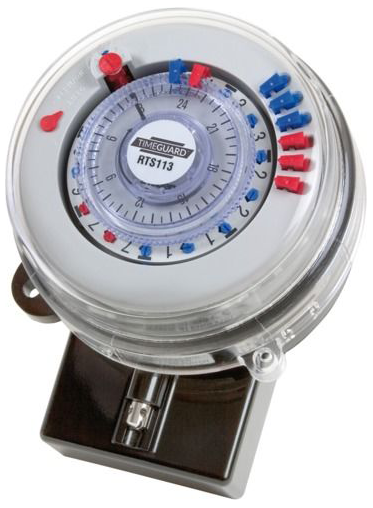 Timeguard RTS113 Timeswitch 24hr 7Day