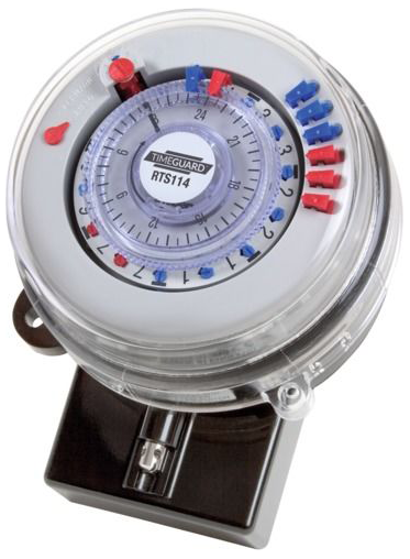 Timeguard RTS114 Timeswitch 24hr 7Day