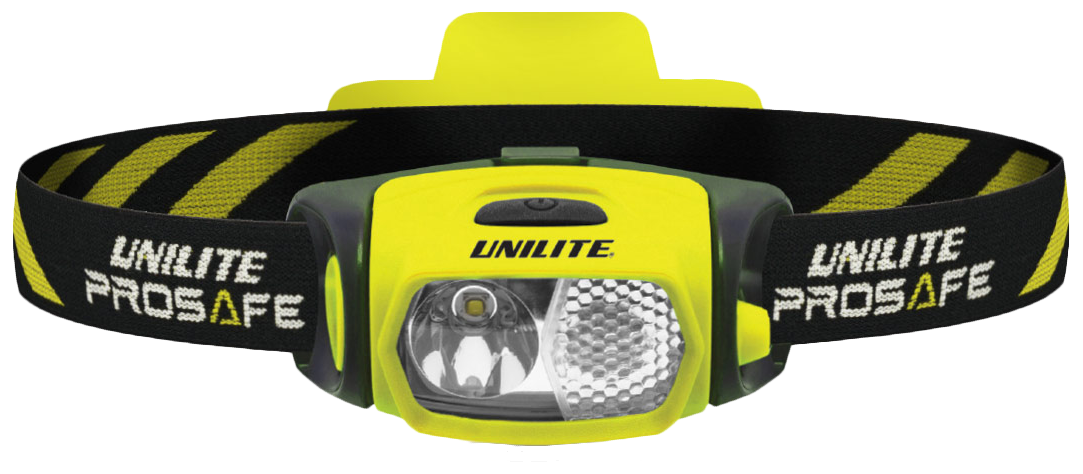 Unilite PS-H7R LED Headlight 350 Lumen