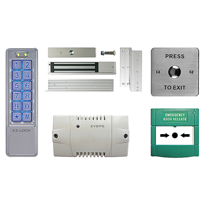 Coded Locks & Keypads