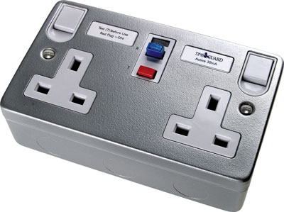 Socket Outlets - RCD
