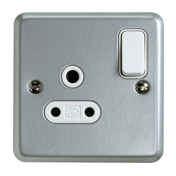 Socket Outlets - Round Pin