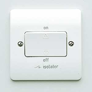 Fan Isolators/Speed Controllers