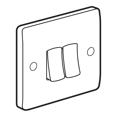 Leviton Light Switch Wiring on double light switch wiring diagram