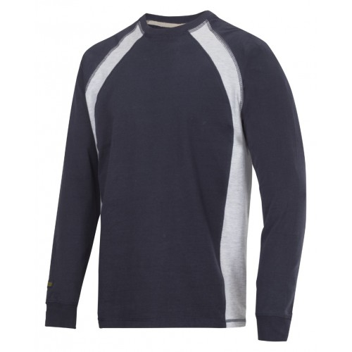 Snickers 24020795005 T-Shirt Med Gry
