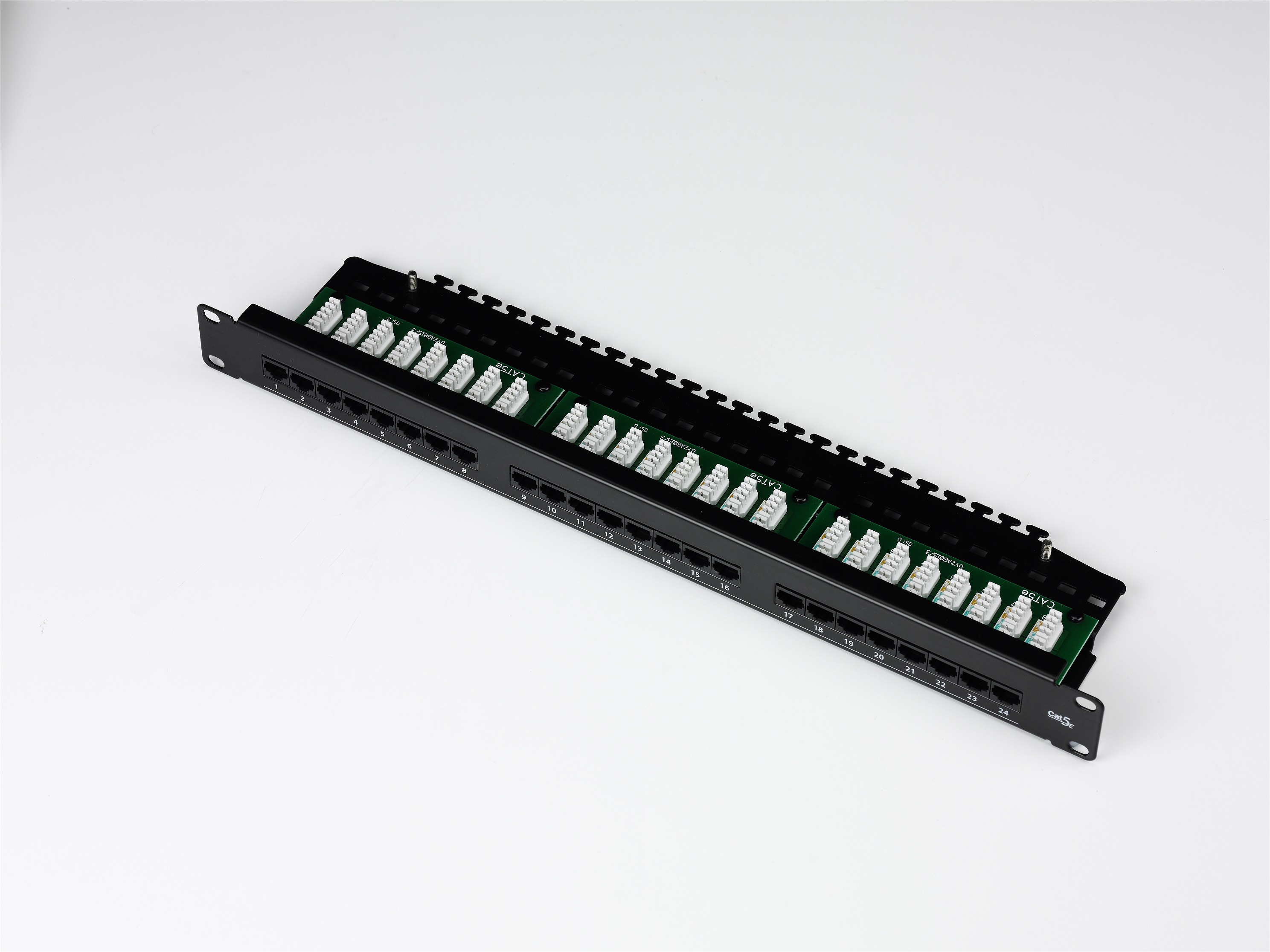 TUK FF24Lnl Cat5e 24 Port Patch Panel